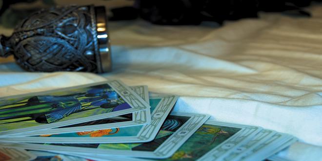 Free Online Tarot Reading ~ Guidance by Enlightment